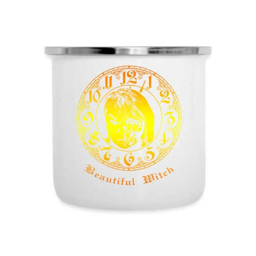 Beautiful Witch | Classic - Emaille-Tasse