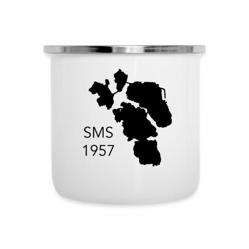 sms logo 60v musta - Emalimuki