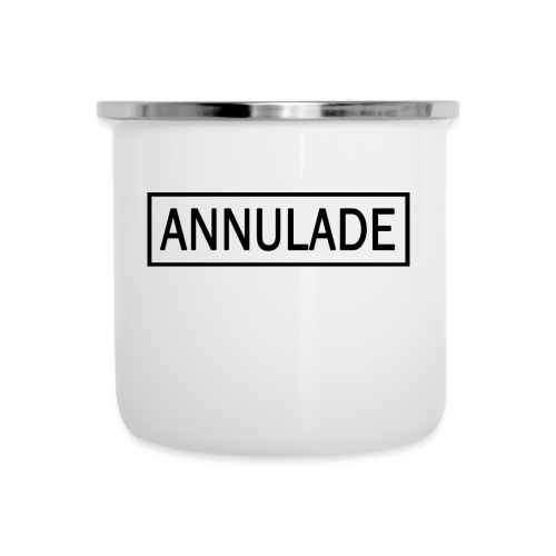 ANNULADE - Tasse émaillée