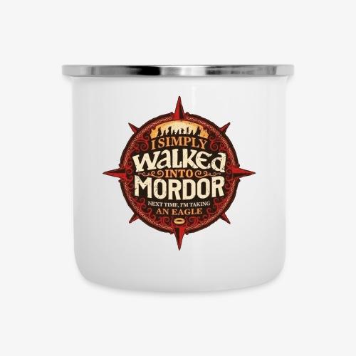I just went into Mordor - Camper Mug