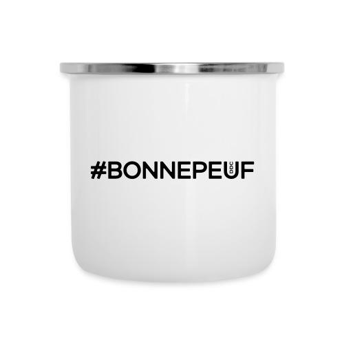 Hashtag Bonnepeuf - Tasse émaillée