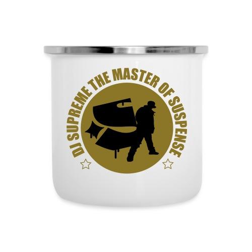 Master of Suspense T - Camper Mug