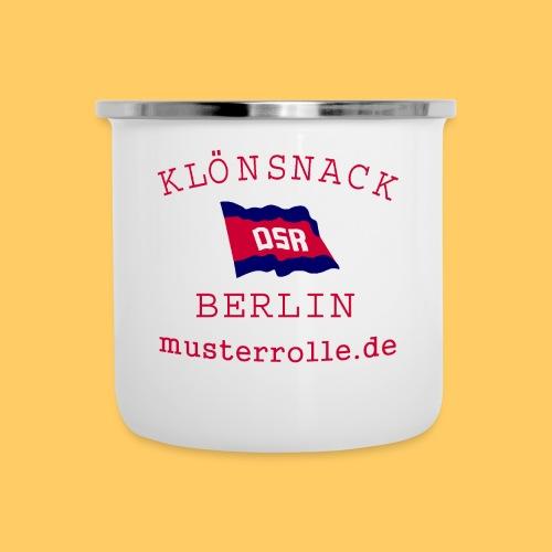 KiB-Logo-gif - Emaille-Tasse