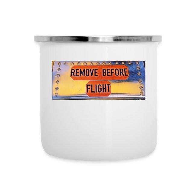 Remove before flight 3