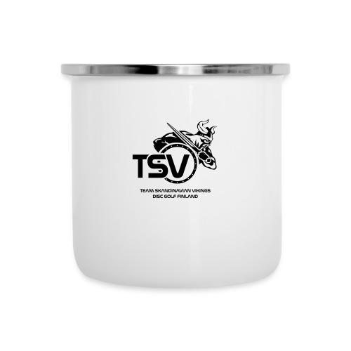 TSV logo koko musta - Emalimuki