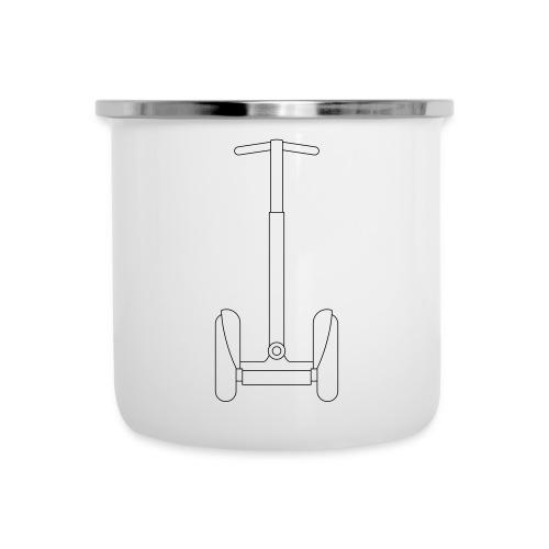 SEGWAY i2 - Emaille-Tasse