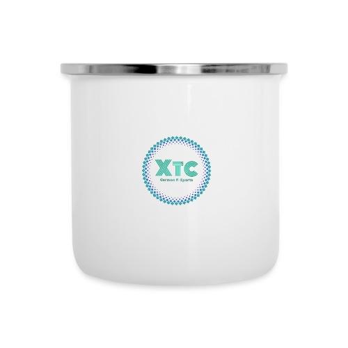 XTC E-Sport Logo - Emaille-Tasse
