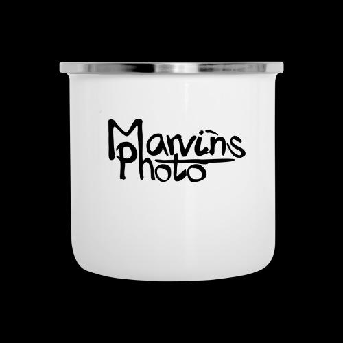 Marvins Photo - Emaille-Tasse