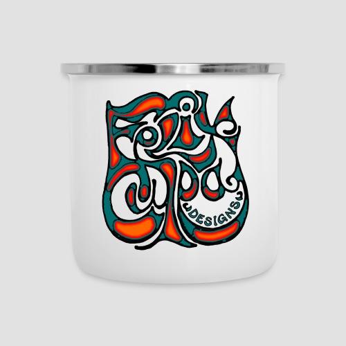 Felix Culpa Designs square logo - Camper Mug