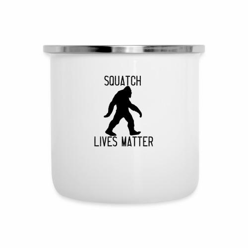 Squatch Lives Matter - Camper Mug