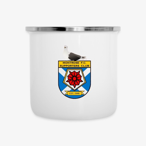 Montrose FC Supporters Club Seagull - Camper Mug