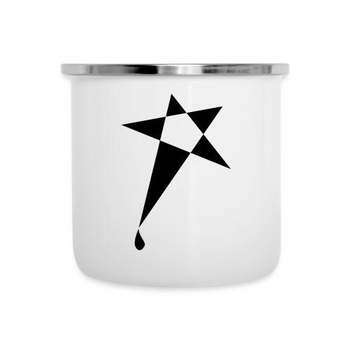 SWEATY STAR® Skateboarding Spread - Tasse émaillée
