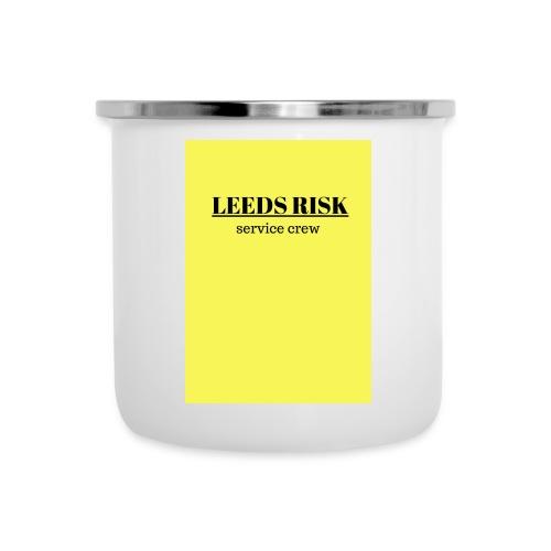 leeds risk - Camper Mug