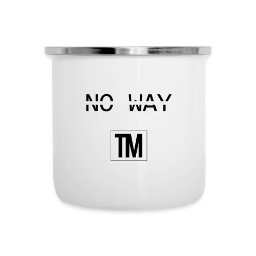 NO WAY - Camper Mug
