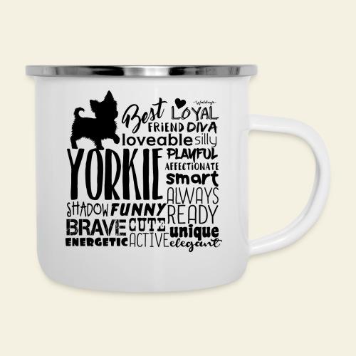 Yorkshire Terrier Words B - Emalimuki