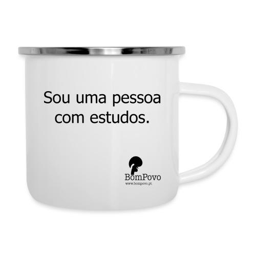 soumapessoacomestudos - Camper Mug