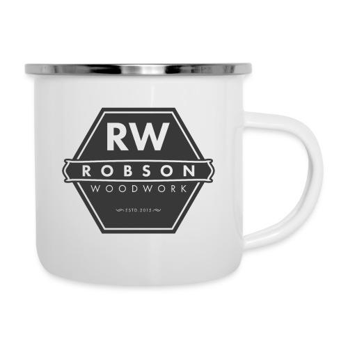 RW logo flat transparent original - Camper Mug