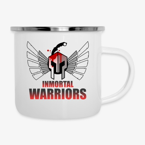 The Inmortal Warriors Team - Camper Mug