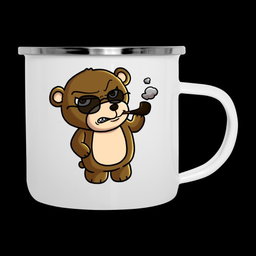 AngryTeddy - Camper Mug