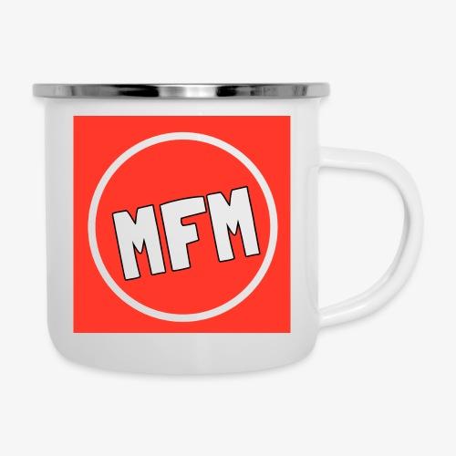MrFootballManager Clothing - Camper Mug