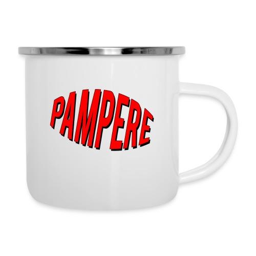 pampere - Kubek emaliowany