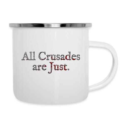 All Crusades Are Just. Alt.2 - Camper Mug