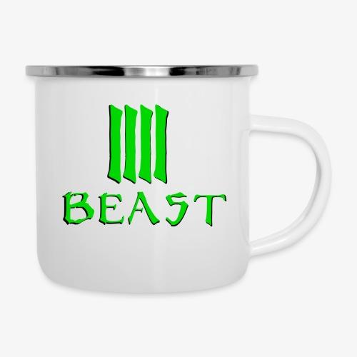 Beast Green - Camper Mug