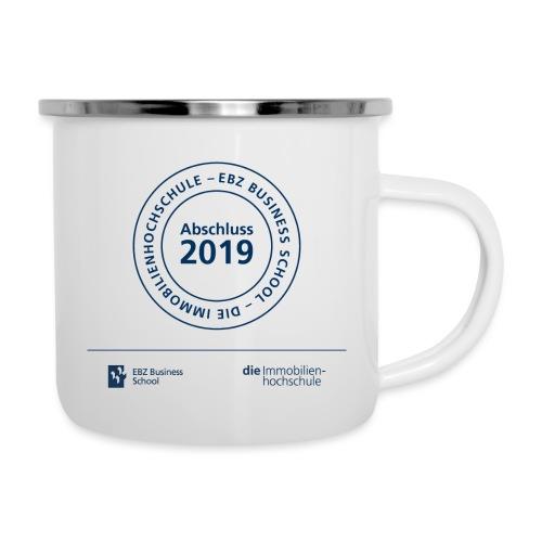 Tasse Abschluss 2019 - Emaille-Tasse