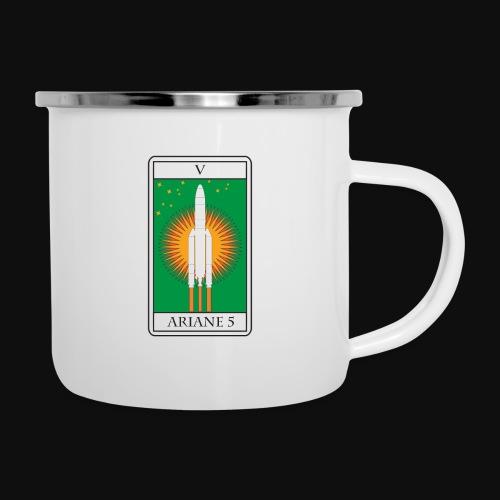 Ariane 5 By Itartwork - Camper Mug