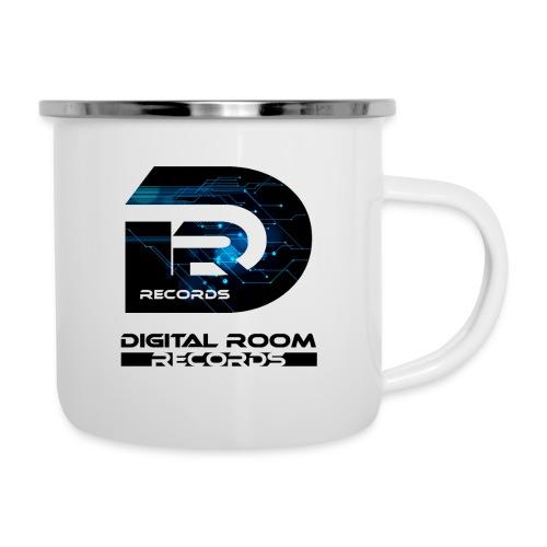 Digital Room Records Official Logo effect - Camper Mug
