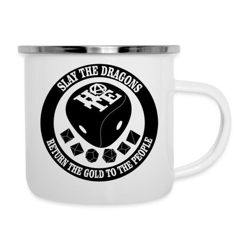 DRAGONS B - Camper Mug