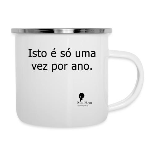 istoesoumavezporano - Camper Mug