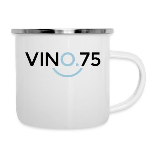 VINO75 - Tazza smaltata