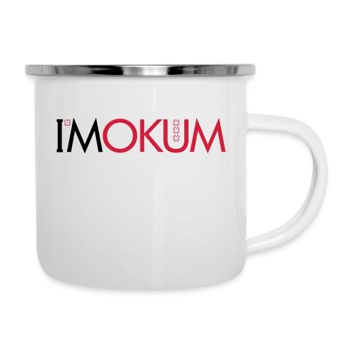 I'Mokum, Mokum magazine, Mokum beanie - Emaille mok