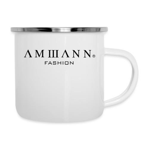 AMMANN Fashion - Emaille-Tasse
