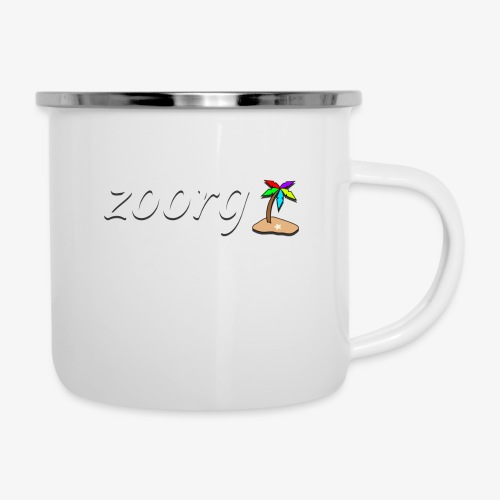 Zoorg with Logo - Camper Mug