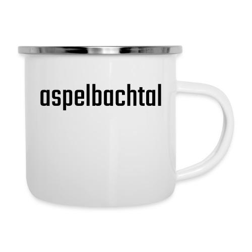 Natural Sports Hub aspelbachtal - Emaille-Tasse