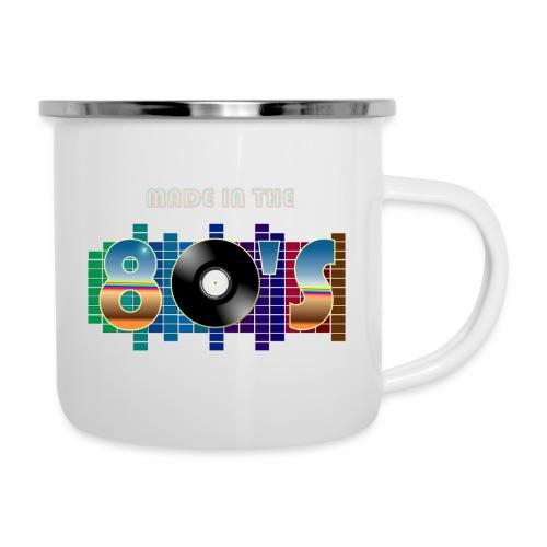 Made in the 80's - Camper Mug