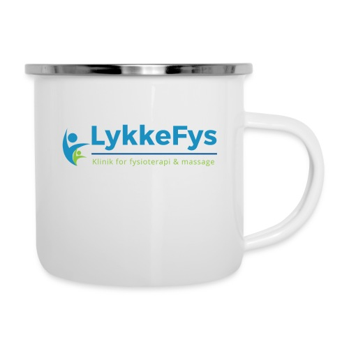 Lykkefys Esbjerg - Emaljekrus