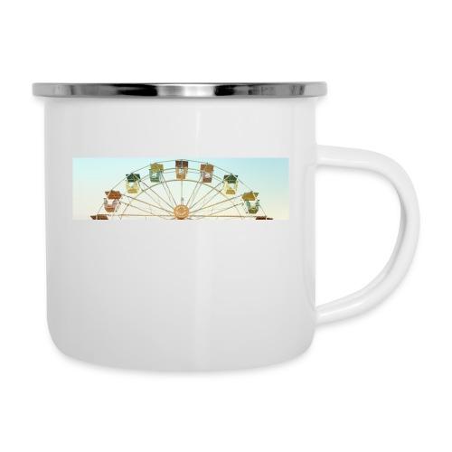 header_image_cream - Camper Mug