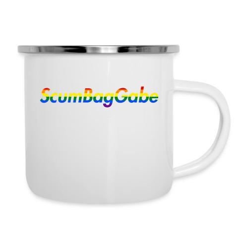 ScumBagGabe Multi Logo XL - Camper Mug