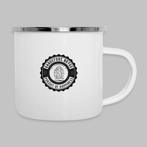 Gardefors Brygg Logo - Emaljmugg