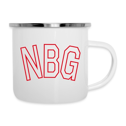 NBG College - Emaille-Tasse
