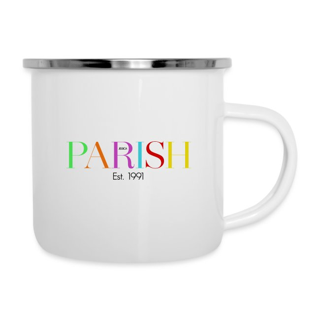 Jessica Parish Color-Schriftzug
