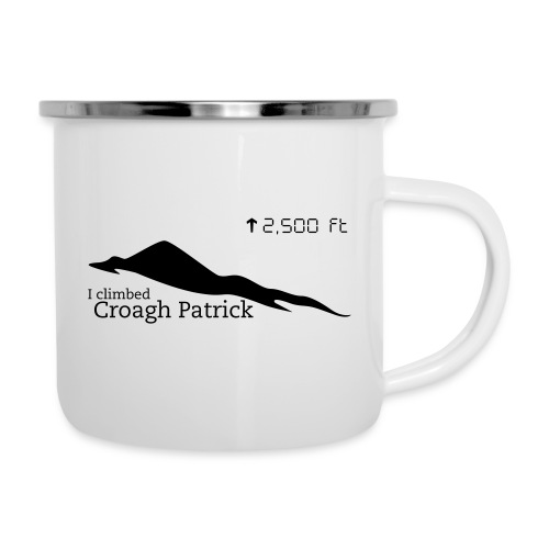 Croagh Patrick (Altitude) - Camper Mug