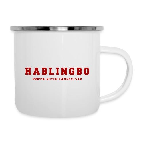 HABLINGBO - Emaljmugg