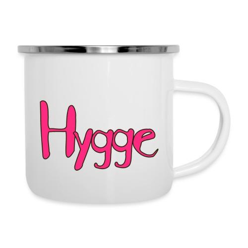 Hygge - Emaljekrus