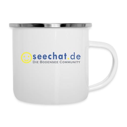 sc2008 pfadecs2 - Emaille-Tasse