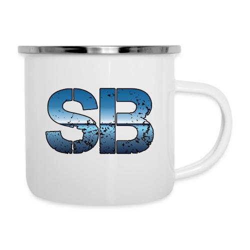 SB Logo - Emaljekrus