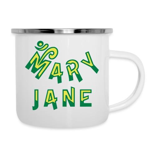 Mary Jane - Camper Mug
